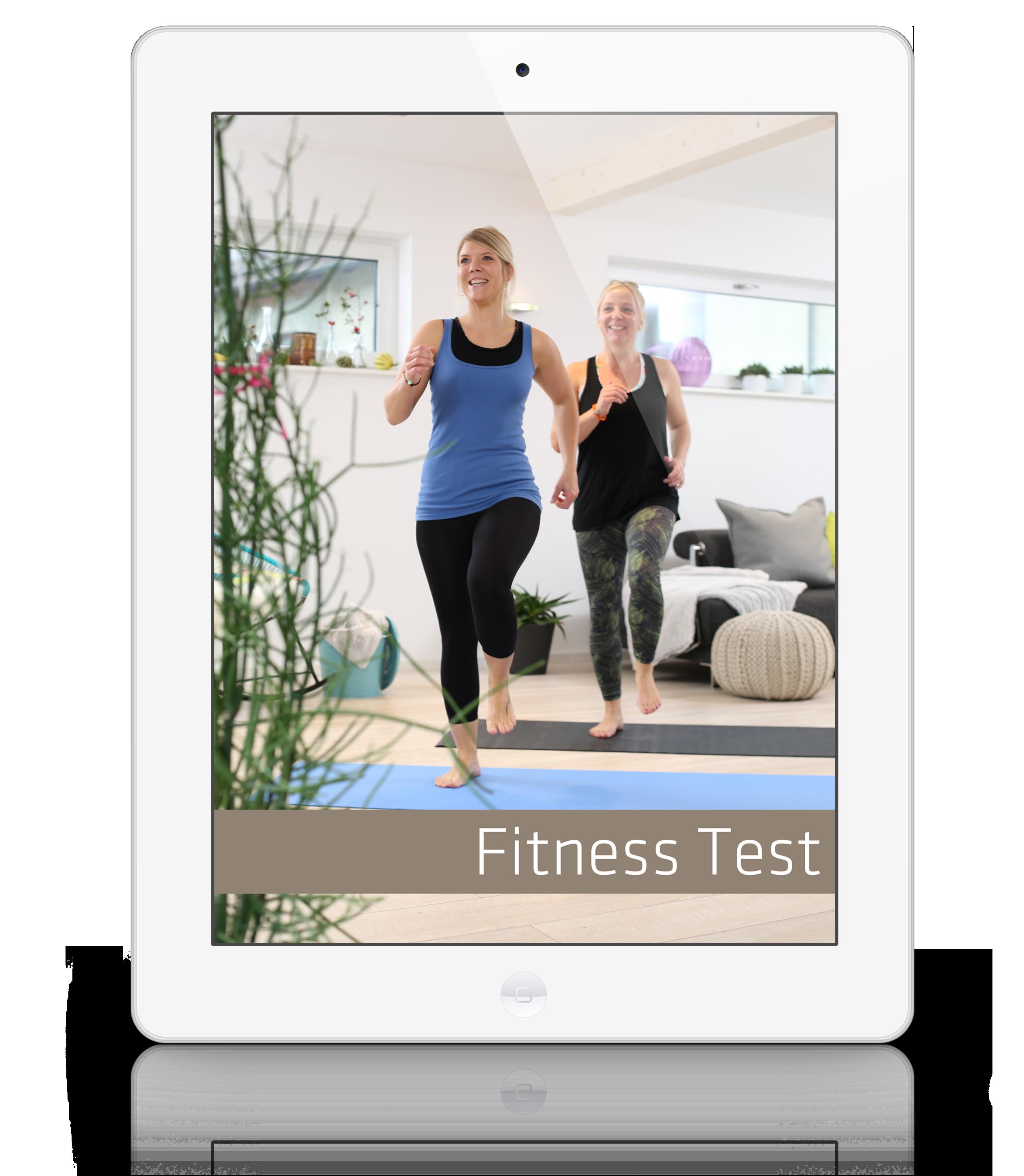 Der Fitness Test